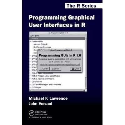 Chapman & Hall/CRC Computer Science & Data Analysis - Programming Graphical User Interfaces In R