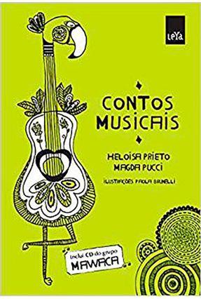 Contos Musicais - Heloisa Prieto | Hoshan.org