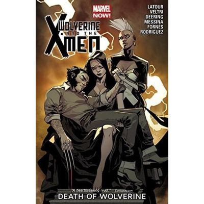 Wolverine & The X-Men Vol.2 - Death Of Wolverine