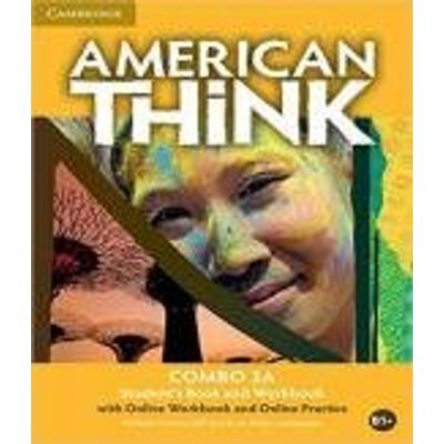 American Think 3A Combo Student´S Book With Online Workbook And Online Practice - 1St Ed