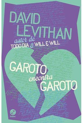Garoto Encontra Garoto - Levithan,David pdf epub