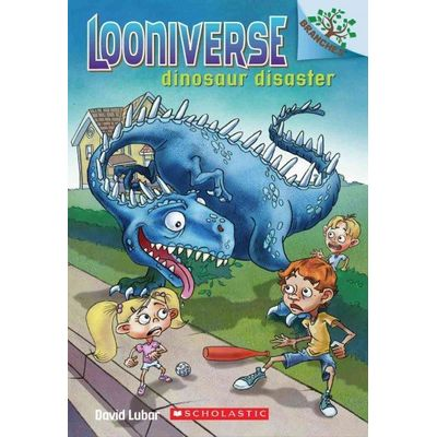 Dinosaur Disaster - Looniverse Vol.3