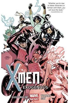 X-Men Vol.4 - Exogenous - Guggenheim,Marc | Hoshan.org