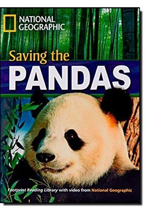 Saving The Pandas - American English - Footprint Reading Library - Level 4  1600 B1 - Waring,Rob | Tagrny.org