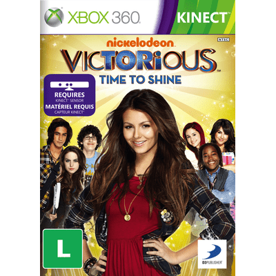 Victorious: Time To Shine - X360