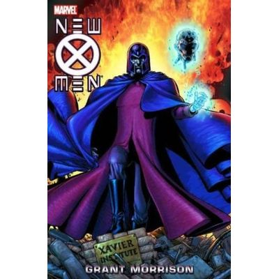 New X-Men Ultimate Collection Book 3