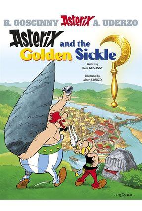 Asterix And The Golden Sickle - Uderzo,Albert Goscinny,René pdf epub