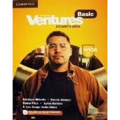 Ventures Basic - Digital Value Pack - 3Rd Ed