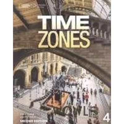 Bia - Time Zones 4 Sb With Online Wb - 2Nd Ed