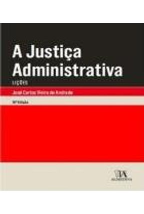 A JUSTICA ADMINISTRATIVA - 2017