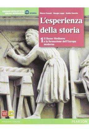 L'esperienza Della Storia - Vol. 1 - Con Espansione Online - Fossati ,Marco   Hoshan.org