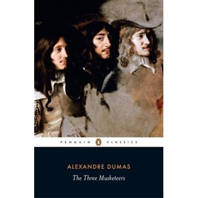 Penguin Classics - The Three Musketeers
