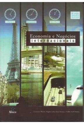 Economia e Negócios Internacionais - 2ª Ed. 2013 - Morini,Cristiano Simões,Regina Célia Faria Valdir Iusif Dainez | Hoshan.org