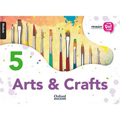 Arts And Crafts 5 - Student Pack With Audio Cd
