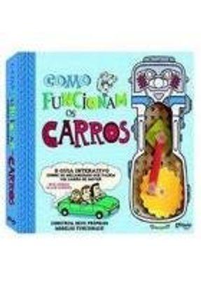 Como Funcionam Os Carros - Arnold,Nick   Nisrs.org