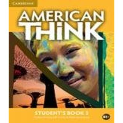 American Think 3 Student´S Book - 1St Ed