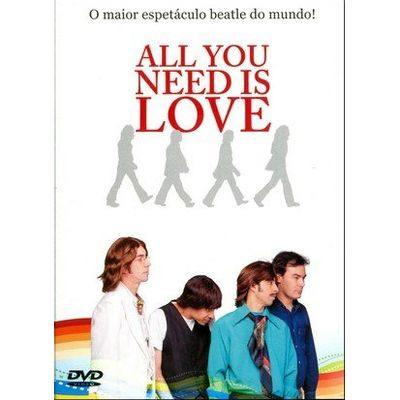 All You Need Is Love - 3 DVDs