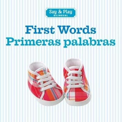 First Words / Primeras Palabras - Say & Play