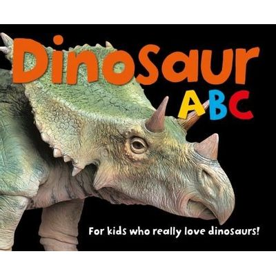 Dinosaur ABC - Board Book