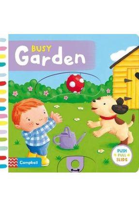 Busy Garden - Finn,Rebecca Finn,Rebecca | Nisrs.org