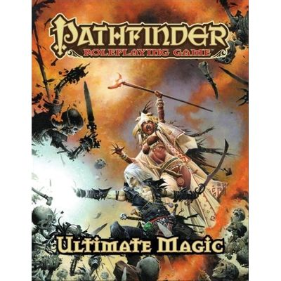 Pathfinder Roleplaying Game - Ultimate Magic