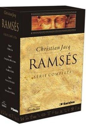 Kit Ramsés - 5 Volumes
