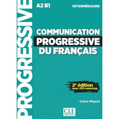 Communication Progressive Intermediaire + CD Nc