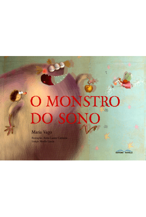O Monstro do Sono - Vago ,Maria pdf epub