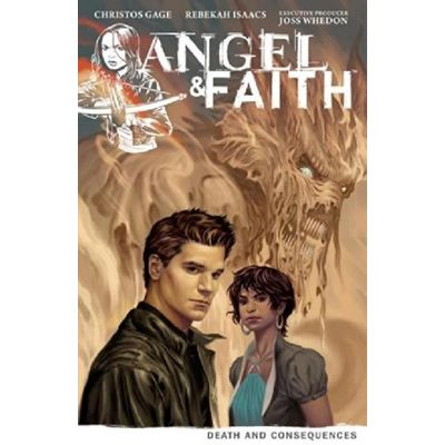Angel & Faith Vol. 4- Death And Consequences