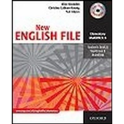 New English File - Elementary - Multipack B