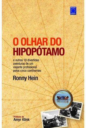 O Olhar do Hipopótamo - Hein,Ronny pdf epub