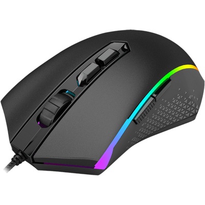 Mouse Gamer Redragon Memeanlion Rgb 10.000 Dpi M710