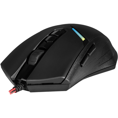 Mouse Gamer Redragon Nemeanlion Rgb 7.200 Dpi M602-1