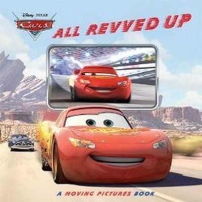 All Revved Up - A Moving Pictures Book