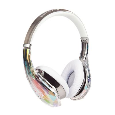 Fone de Ouvido - Monster Diamond Tears On Ear Cristal