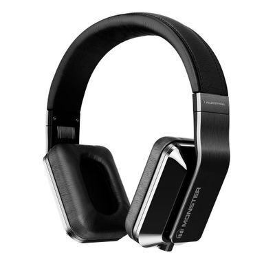 Fone de Ouvido - Monster Inspiration Over Ear Preto