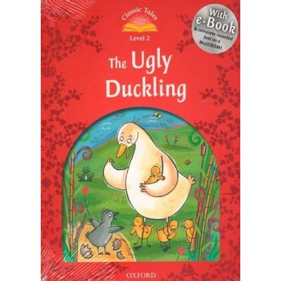 The Ugly Duckling - Activity Book And Play - Classic Tales - Level 2 - Pack