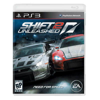 Need For Speed - Shift 2 Unleashed - Ps3