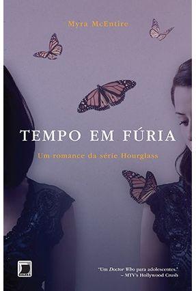 Tempo Em Fúria - Série Houglass - Vol. 2 - Mcentire,Myra pdf epub
