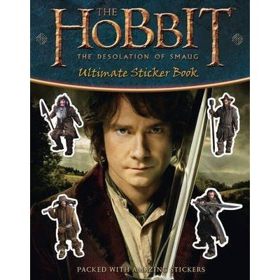 The Hobbit - The Desolation Of Smaug - Ultimate Sticker Collection