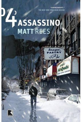 O 4º Assassino - Rees,Matt pdf epub