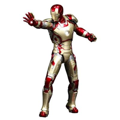 Iron Man 3 Mark XLII - Power Pose Series