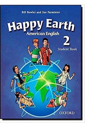Happy Earth 2 American English Student Book With Multirom Pack - BOWLER Parminter | Nisrs.org