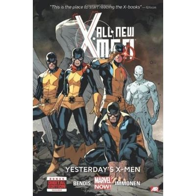 X-Men (Hardcover) - All-New X-Men - Volume 1 - Yesterday's X-Men (Marvel Now)