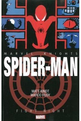 Marvel Knights Spider-Man - Marvel Knights Spider-Man: Fight Night - Kindt,Matt   Nisrs.org