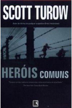 Heróis Comuns - Turow,Scott pdf epub