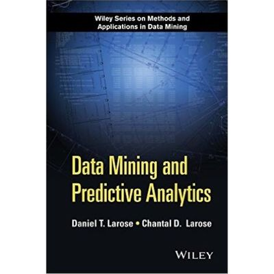 Data Mining And Predictive Analytics 2nd Edition
