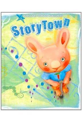 Storytown - Spring Forward Grade 1 Level 1/1 - Student Edition - Hsp   Nisrs.org