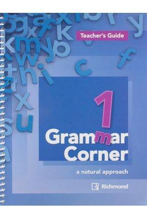 Grammar Corner 1 - Teacher's Guide - Casey Kim; Jayne Lee   Hoshan.org