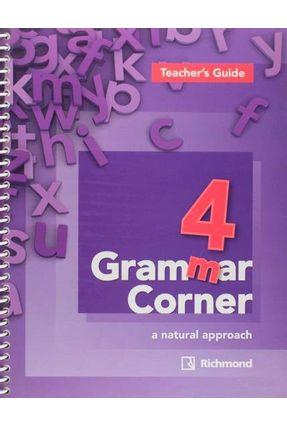 Grammar Corner 4 - Teacher's Guide - Casey Kim; Jayne Lee | Tagrny.org